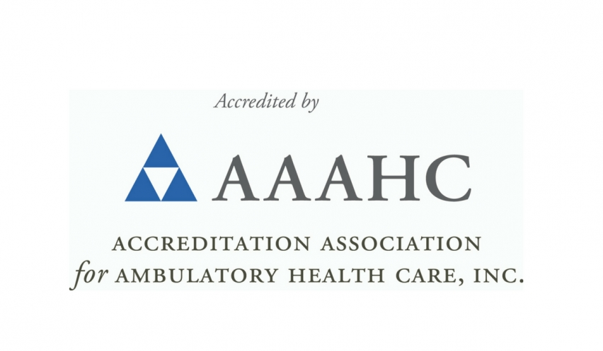 PSC Achieves AAAHC Accreditation