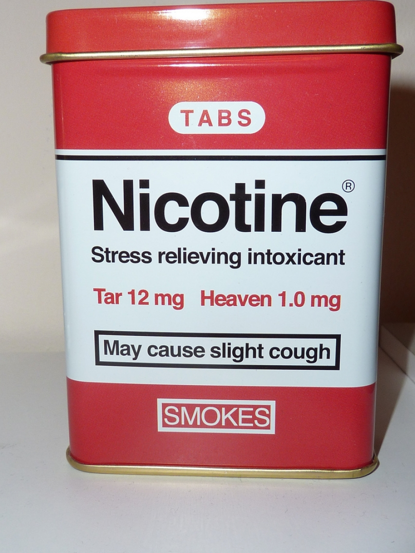 Nicotine hinders healing from plastic surgery